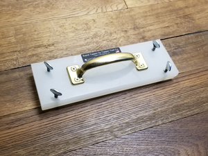 Adjustable Tapping Block