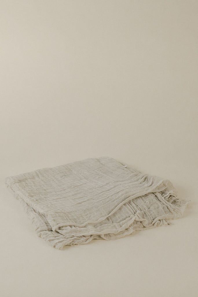 Cotton Scarf | Fog