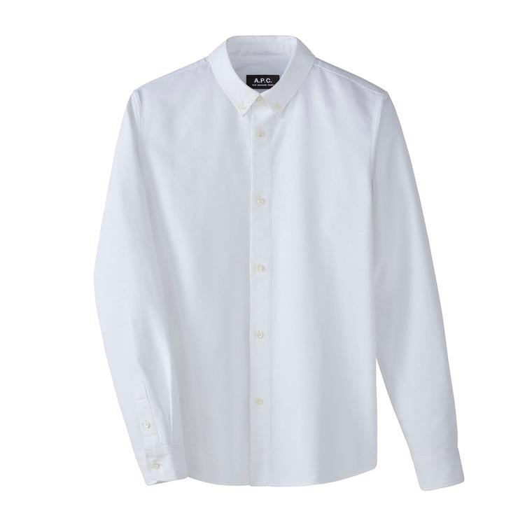 Button-down Shirt | White