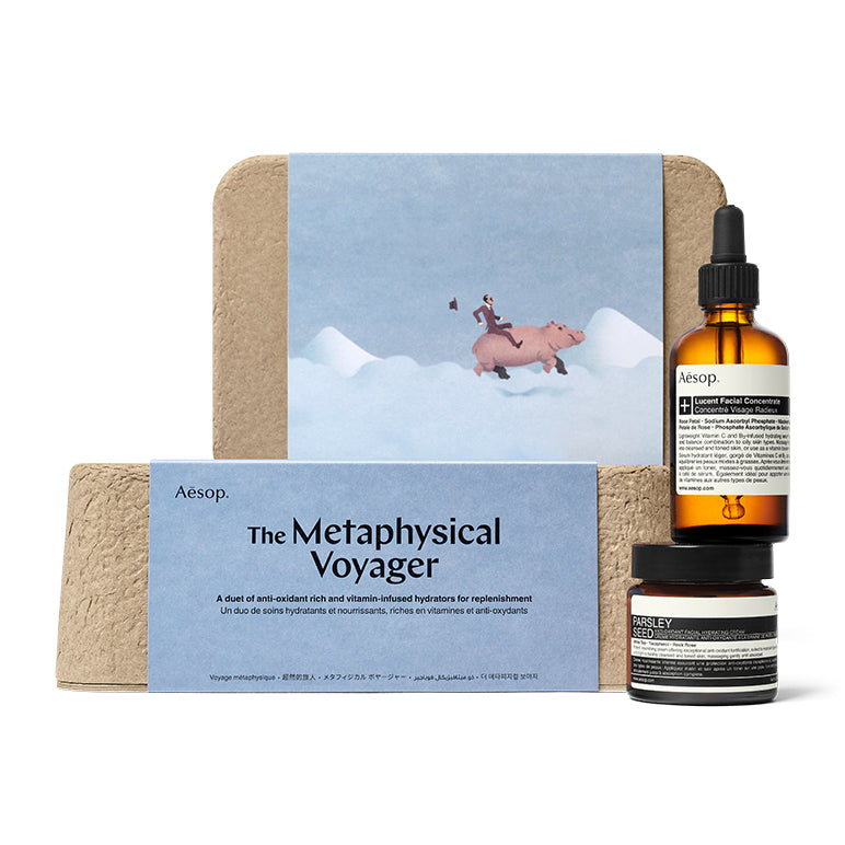 Gift Kit | The Metaphysical Voyager