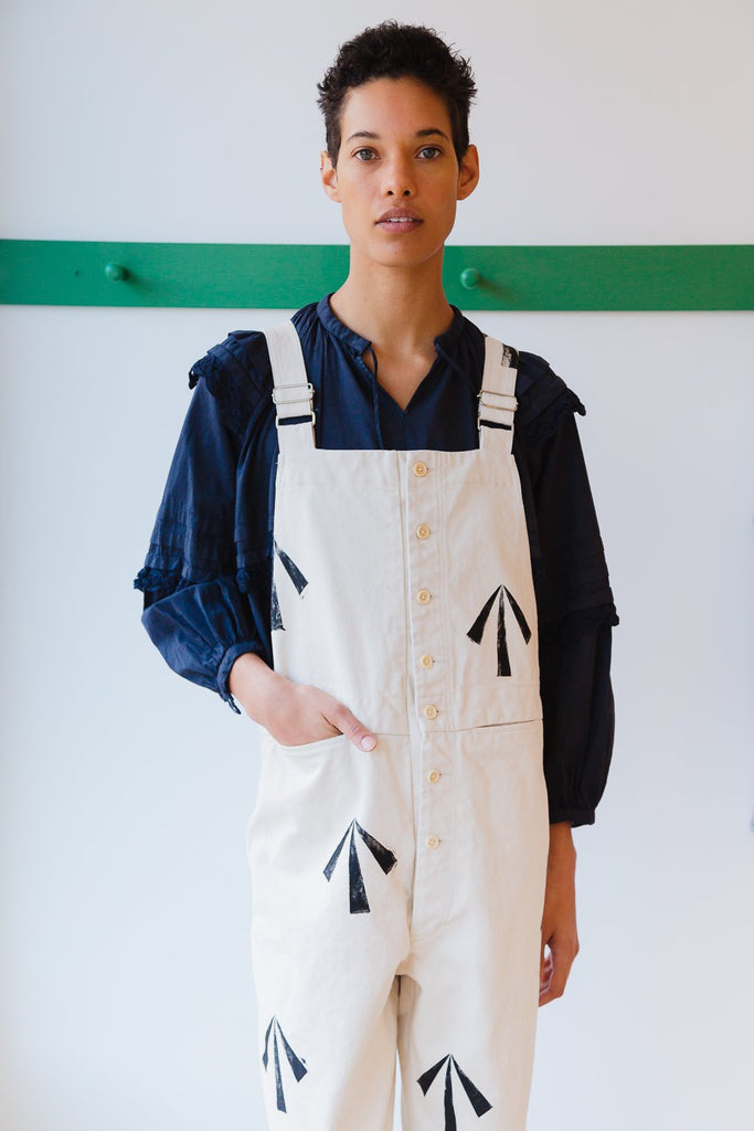 Althea Overalls | Broad Arrow