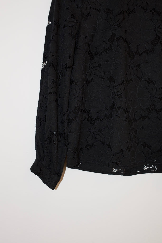 Maria Blouse | Black