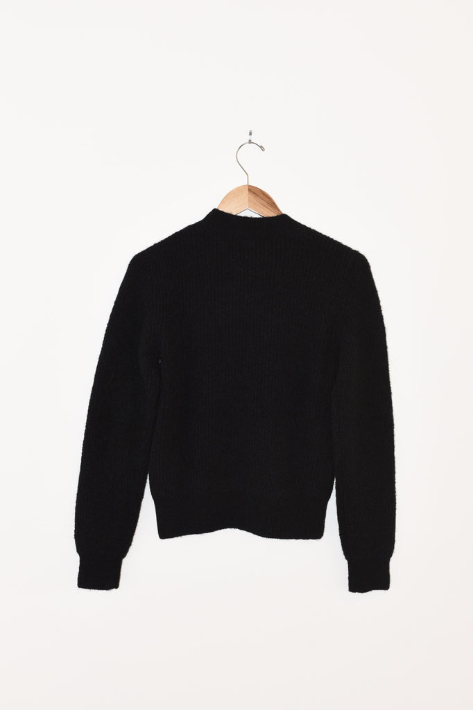 Rebelo Sweater | Black