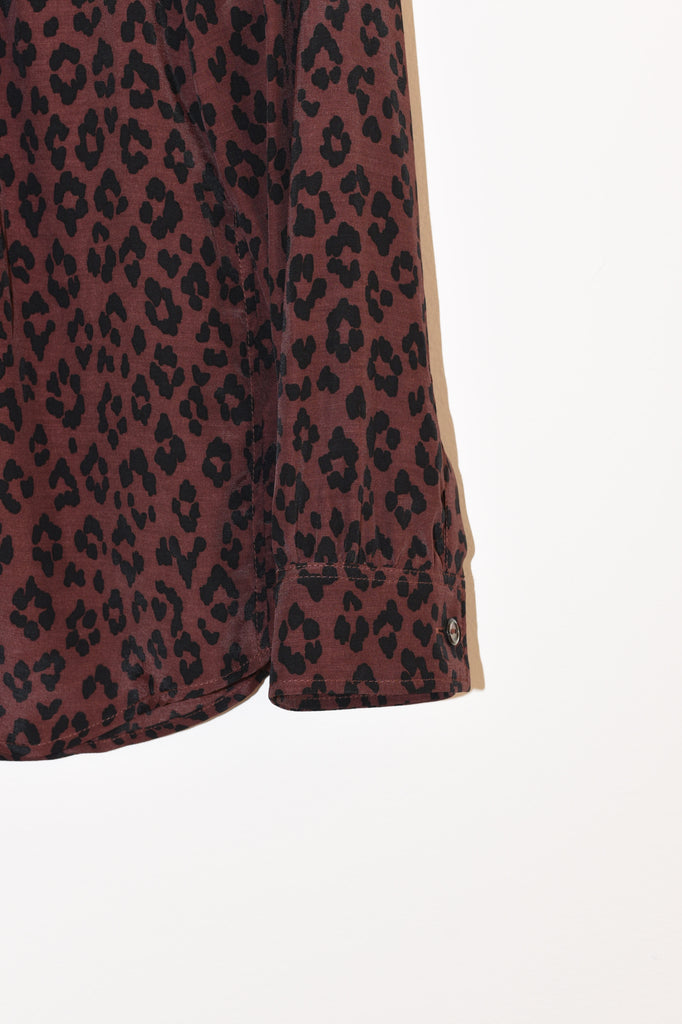 Alice Blouse | Maroon