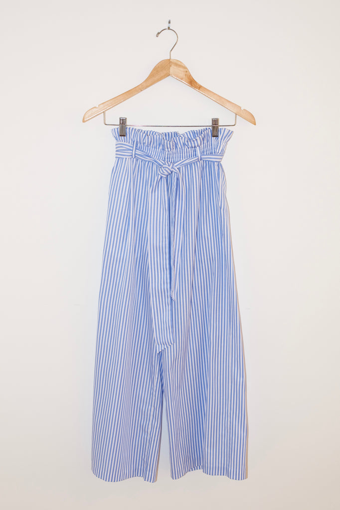 Johan Trouser | Blue Stripe