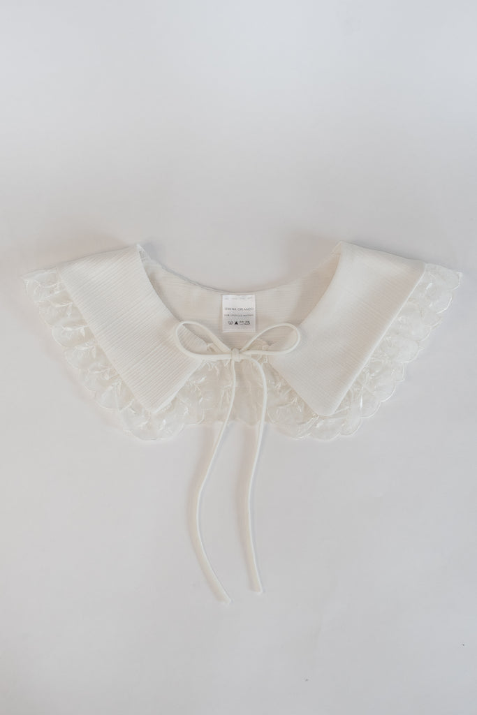 Small Collar | White
