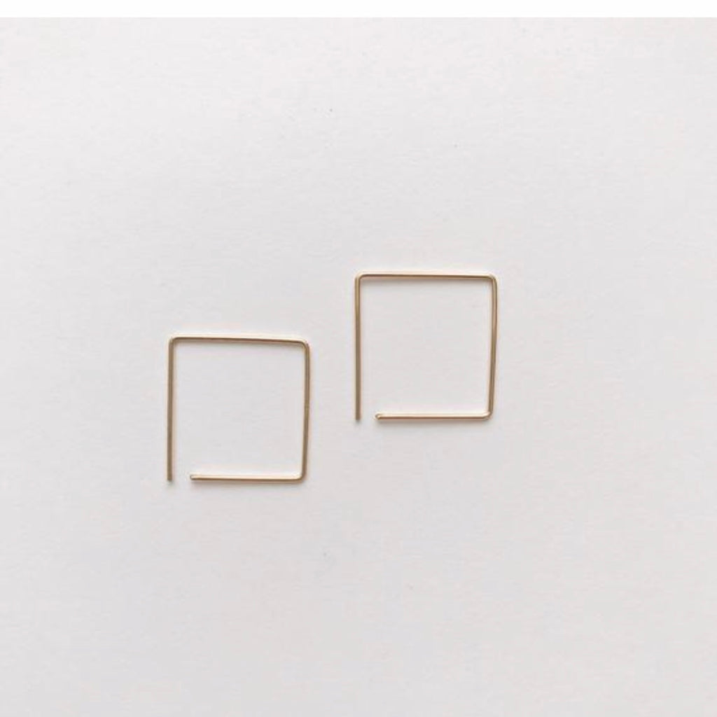 Box Pin | Gold