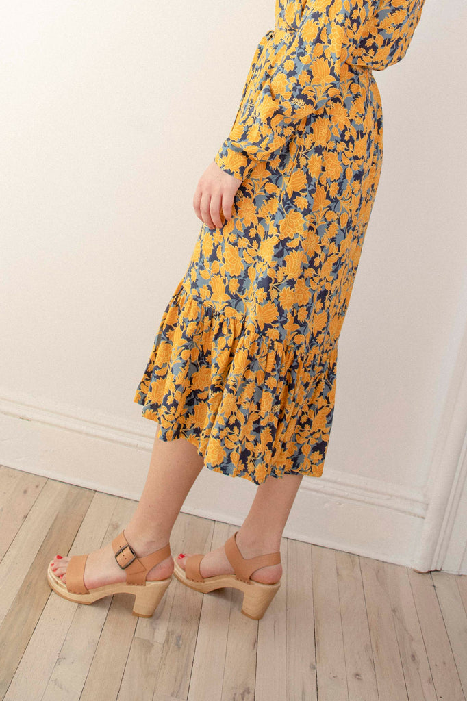 Tanner Dress | Yellow