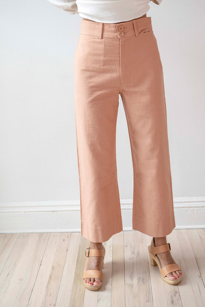 Merida Pant | Light Onion Skin