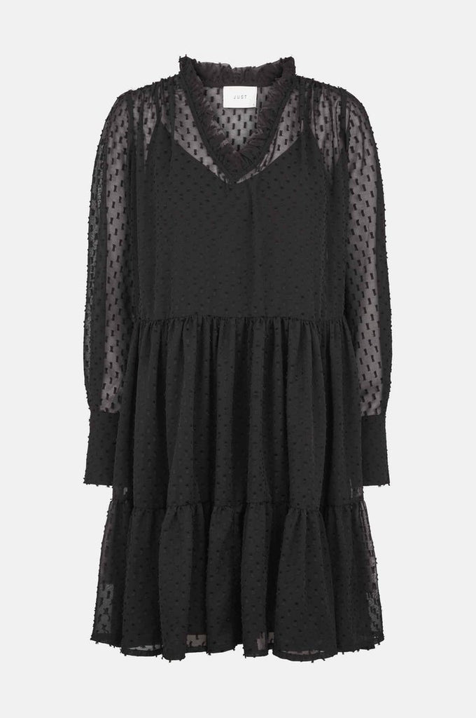 Marla Dress | Black