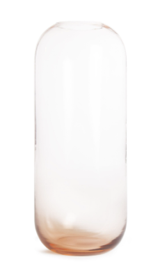 Aurora Large Pill Vase | Blush