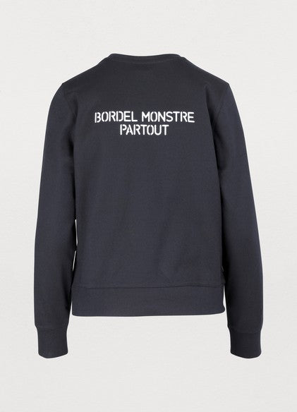 Sweat Bordel Sweatshirt | Dark Navy