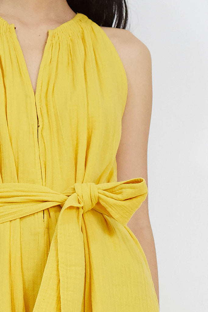 Sleeveless Isla Jumpsuit | Sun