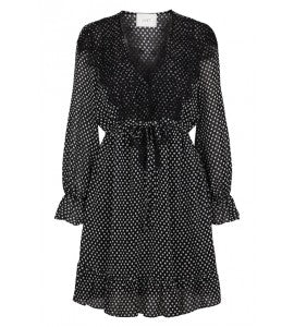 Ester Dress | Black Dot