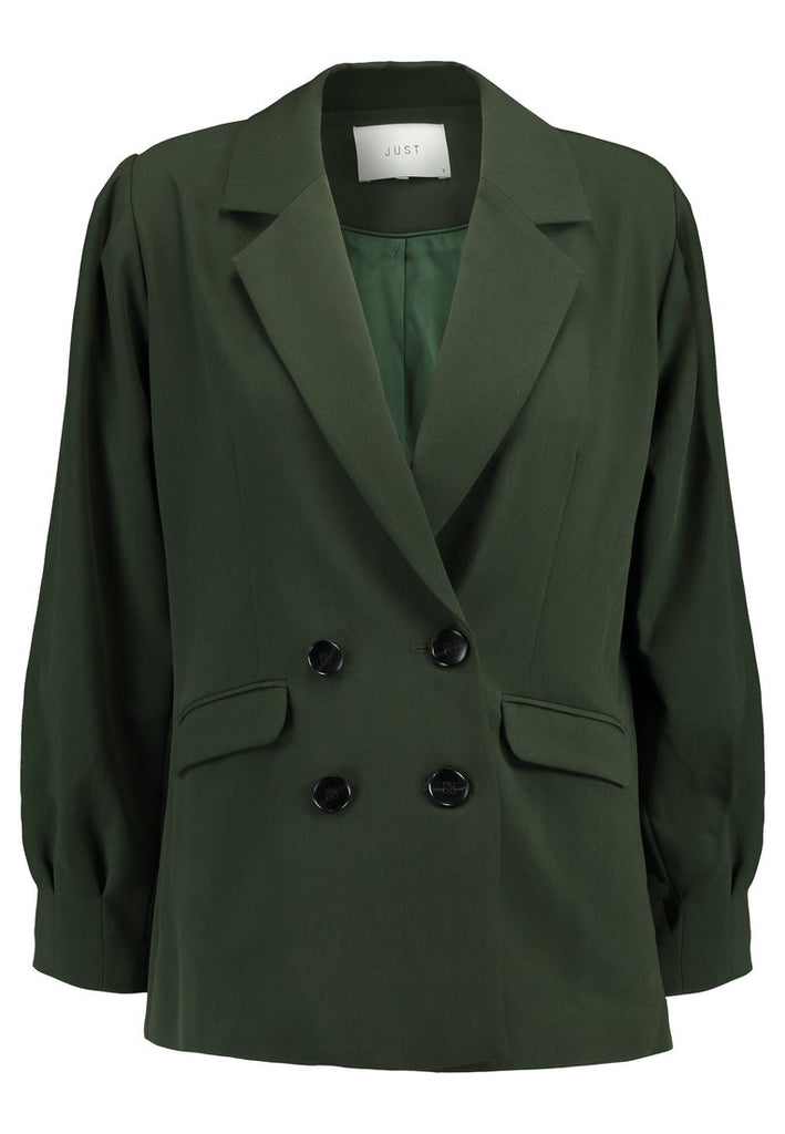 Etna Blazer | Dark Green