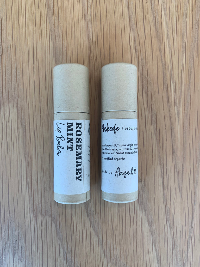 Lip Balm | Rosemary Mint