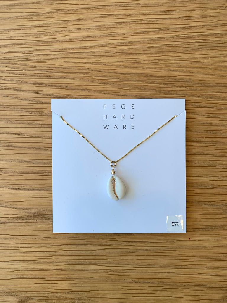 Long Necklace | Shell