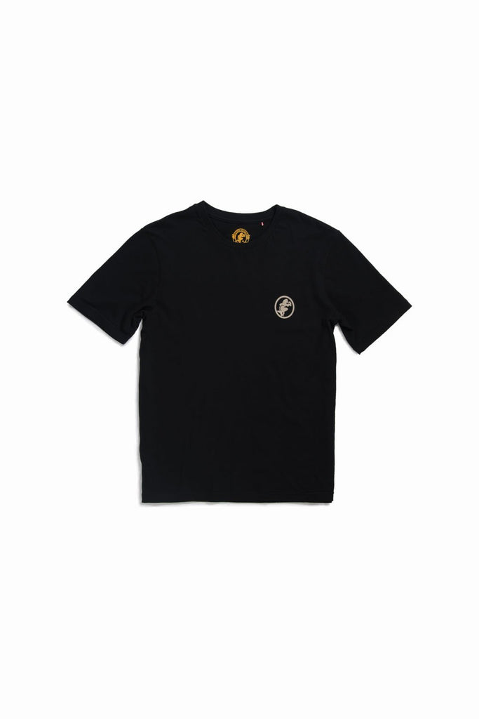 Rose T-shirt | Black
