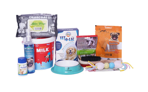 The Dogfather's Kit For Puppy | All Breed