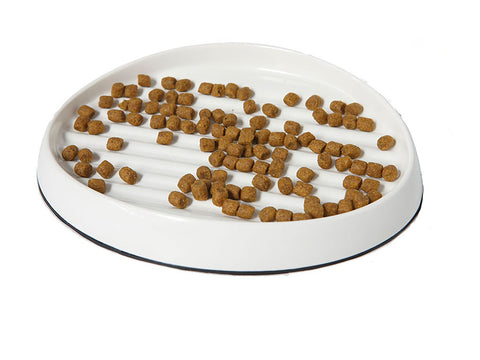 Savic Whisker Feeding Bowl For Cats (Assorted Colors)