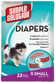 Bramton Simple Solution Disposable Diapers