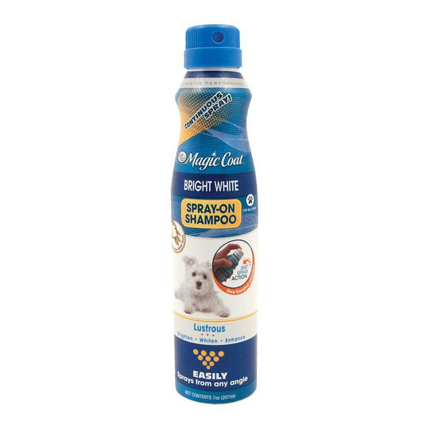 Magic Coat Bright White Continuous Spray-On Shampoo
