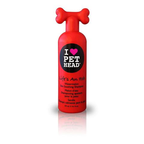 Pet Head Lifes an Itch Skin Soothing Shampoo – Watermelon