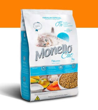 Monello Cat & Kittens Food