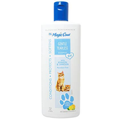 Magic Coat Tearless Shampoo For Cats & Kittens