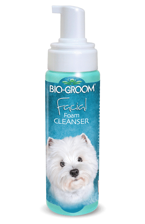 Bio-Groom Facial Foam Cleanser For Dogs (236 ml)