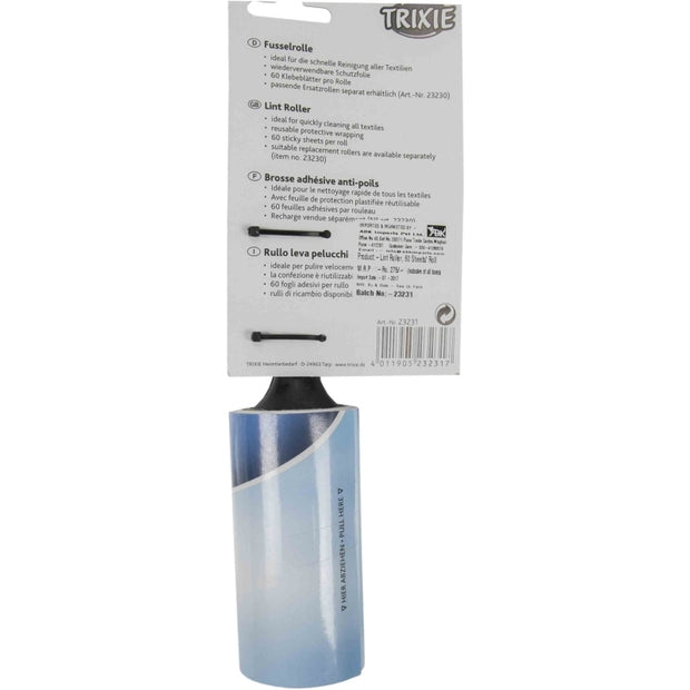 Trixie Lint Roller – 60 Sheets/Roll