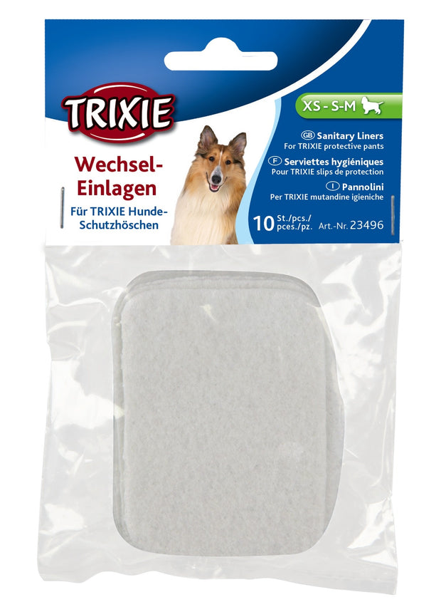 Trixie Pads for Protective Pants (10pcs)