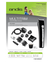 Andis Multi Trim CLT Cord/Cordless Trimmer