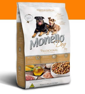 Monello Special Premium- Traditional Dog Food