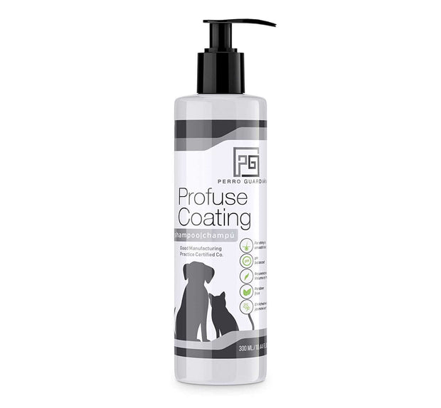 Perro Guardian Profuse Coating Pet Shampoo (Paraben Free,)