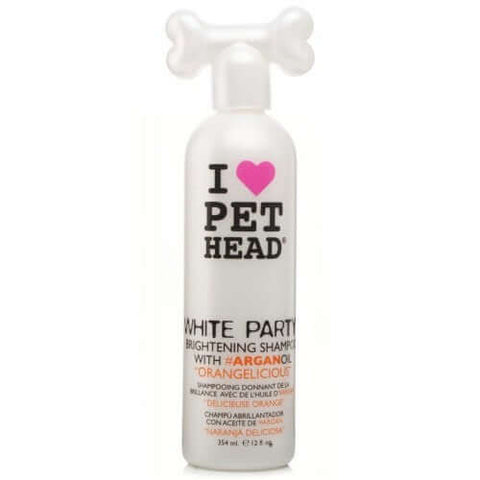 Pet Head White Party Brightening Shampoo – Orangelicious