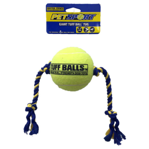 Petsport Giant Tuff Ball Tug (4-inch)
