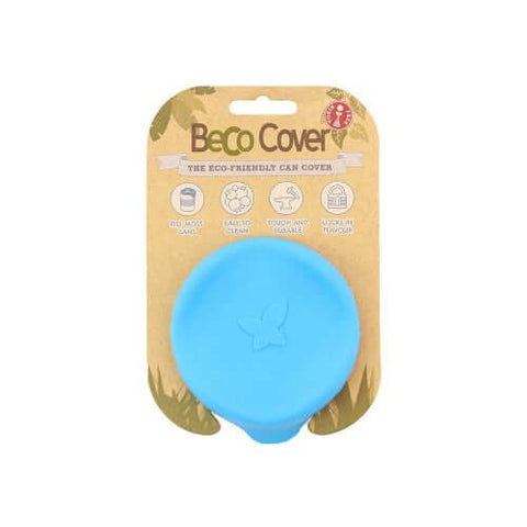 Beco Pets Eco-Friendly Can Cover – Blue