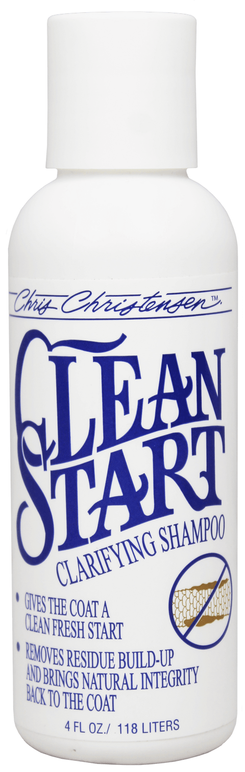Chris Christensen Clean Start Clarifying Dog Shampoo