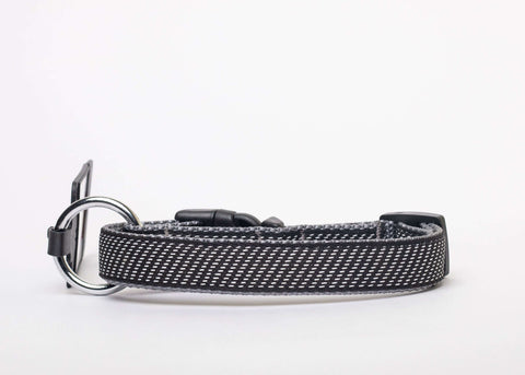 CQ Sports Gray Collar For Dogs