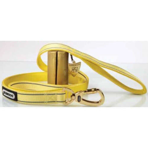 Dogness Neoprene Classic Leash- Yellow