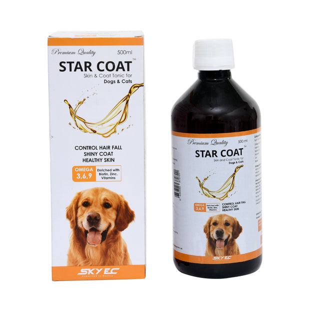 Skyec Star Coat Skin and Tonic (500 ml)