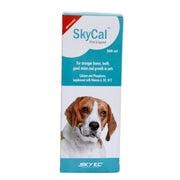 Pawsitively Pet Care Skycal Pet Liquid for Stronger Bones, Teeth, Growth In Pets (500 ml)