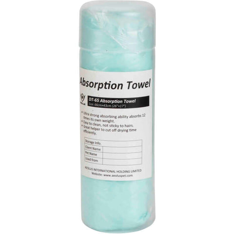 Aeolus Super Dry Absorption Towels- Assorted Colors