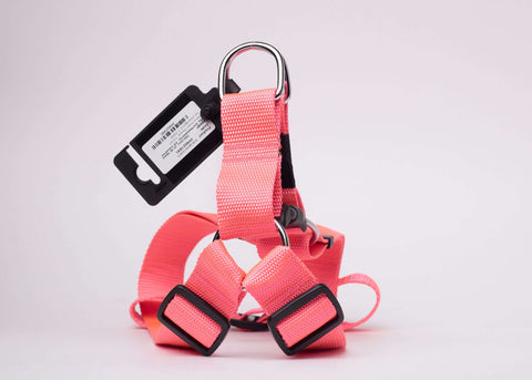 CQ Classic Pink Harness For Dogs