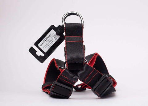 CQ Premium Black Harness For Dogs