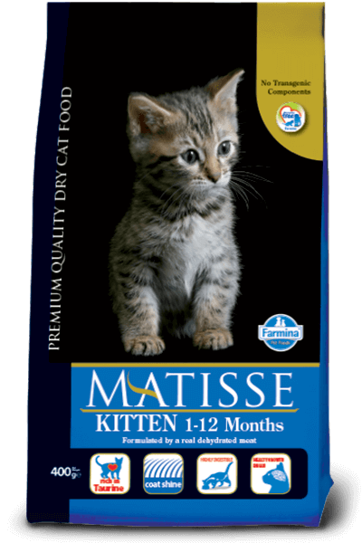 Farmina Matisse Chicken & Rice Kitten Food (1-12 Months)