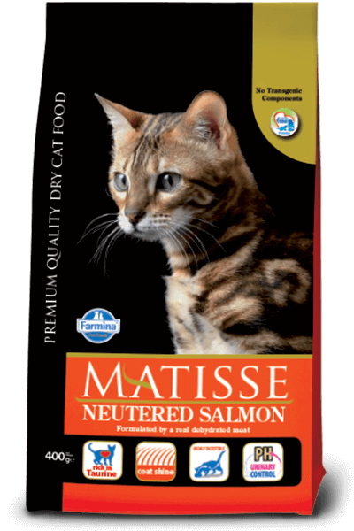 Farmina Matisse Neutered Salmon Adult Cat Food