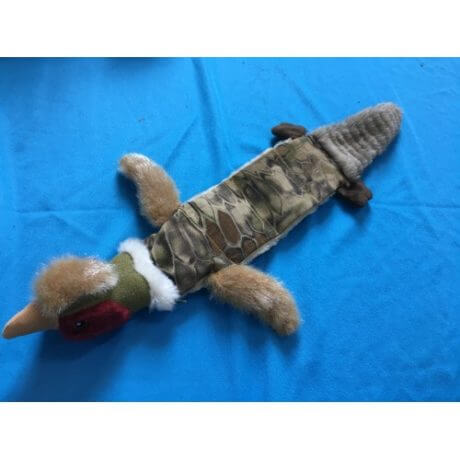 Nutra Pet PHEASANT Dog Toy