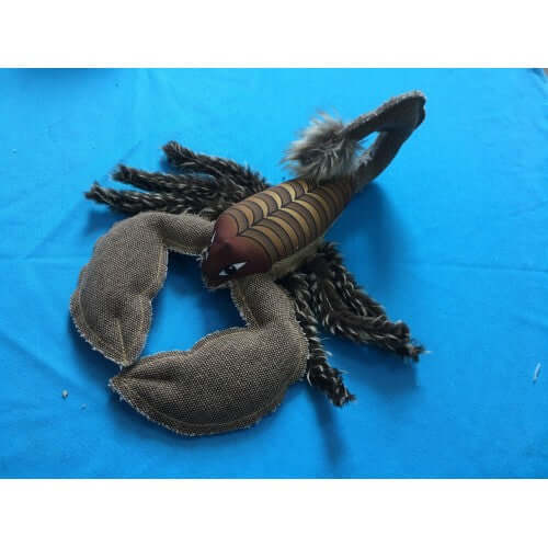 Nutra Pet SCORPION Dog Toy